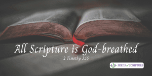 scripture is inspired